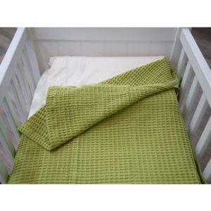 Бебешко памучно одеало/покривало